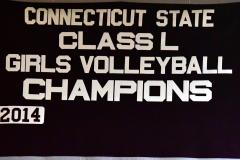 CIAC G. Volleyball; Farmington 3 vs. Hartford Public 0 - Photo # 057