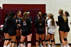 CIAC G. Volleyball; Farmington 3 vs. Hartford Public 0 - Photo # 072