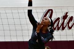 CIAC G. Volleyball; Farmington 3 vs. Hartford Public 0 - Photo # 091