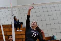CIAC G. Volleyball; Farmington 3 vs. Hartford Public 0 - Photo # 093