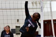 CIAC G. Volleyball; Farmington 3 vs. Hartford Public 0 - Photo # 096