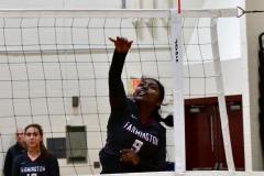 CIAC G. Volleyball; Farmington 3 vs. Hartford Public 0 - Photo # 097