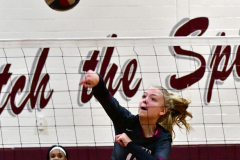 CIAC G. Volleyball; Farmington 3 vs. Hartford Public 0 - Photo # 100