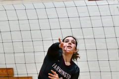 CIAC G. Volleyball; Farmington 3 vs. Hartford Public 0 - Photo # 106