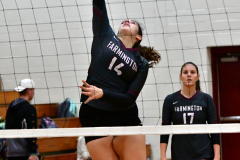 CIAC G. Volleyball; Farmington 3 vs. Hartford Public 0 - Photo # 117