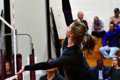 CIAC G. Volleyball; Farmington 3 vs. Hartford Public 0 - Photo # 134