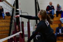 CIAC G. Volleyball; Farmington 3 vs. Hartford Public 0 - Photo # 135
