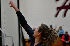 CIAC G. Volleyball; Farmington 3 vs. Hartford Public 0 - Photo # 141