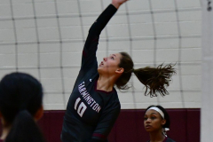 CIAC G. Volleyball; Farmington 3 vs. Hartford Public 0 - Photo # 155