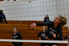 CIAC G. Volleyball; Farmington 3 vs. Hartford Public 0 - Photo # 157