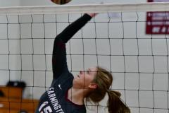 CIAC G. Volleyball; Farmington 3 vs. Hartford Public 0 - Photo # 162