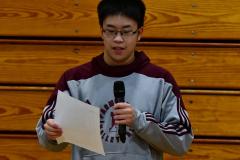 CIAC G. Volleyball; Farmington 3 vs. Hartford Public 0 - Photo # 170