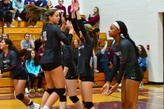 CIAC G. Volleyball; Farmington 3 vs. Hartford Public 0 - Photo # 209