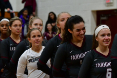 CIAC G. Volleyball; Farmington 3 vs. Hartford Public 0 - Photo # 218