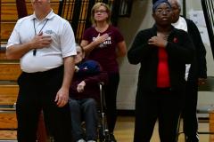 CIAC G. Volleyball; Farmington 3 vs. Hartford Public 0 - Photo # 227