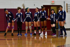CIAC G. Volleyball; Farmington 3 vs. Hartford Public 0 - Photo # 228