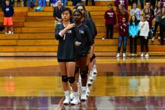CIAC G. Volleyball; Farmington 3 vs. Hartford Public 0 - Photo # 234