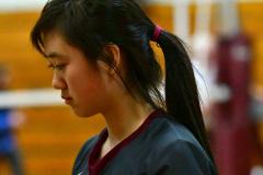 CIAC G. Volleyball; Farmington 3 vs. Hartford Public 0 - Photo # 240