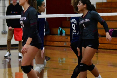 CIAC G. Volleyball; Farmington 3 vs. Hartford Public 0 - Photo # 245
