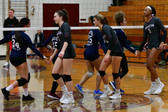 CIAC G. Volleyball; Farmington 3 vs. Hartford Public 0 - Photo # 249