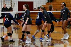 CIAC G. Volleyball; Farmington 3 vs. Hartford Public 0 - Photo # 249