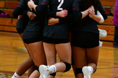 CIAC G. Volleyball; Farmington 3 vs. Hartford Public 0 - Photo # 259