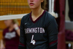 CIAC G. Volleyball; Farmington 3 vs. Hartford Public 0 - Photo # 268