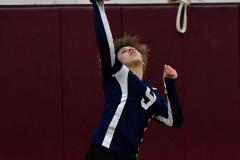 CIAC G. Volleyball; Farmington 3 vs. Hartford Public 0 - Photo # 270