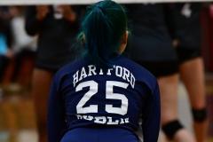 CIAC G. Volleyball; Farmington 3 vs. Hartford Public 0 - Photo # 281