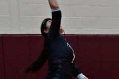 CIAC G. Volleyball; Farmington 3 vs. Hartford Public 0 - Photo # 297
