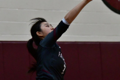 CIAC G. Volleyball; Farmington 3 vs. Hartford Public 0 - Photo # 298