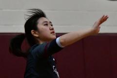 CIAC G. Volleyball; Farmington 3 vs. Hartford Public 0 - Photo # 299