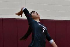 CIAC G. Volleyball; Farmington 3 vs. Hartford Public 0 - Photo # 300