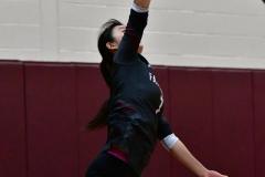 CIAC G. Volleyball; Farmington 3 vs. Hartford Public 0 - Photo # 301
