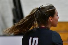CIAC G. Volleyball; Farmington 3 vs. Hartford Public 0 - Photo # 304