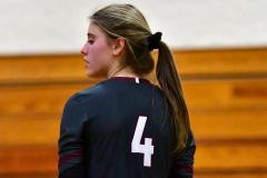 CIAC G. Volleyball; Farmington 3 vs. Hartford Public 0 - Photo # 309