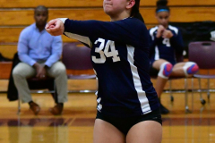 CIAC G. Volleyball; Farmington 3 vs. Hartford Public 0 - Photo # 335