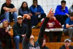 CIAC G. Volleyball; Farmington 3 vs. Hartford Public 0 - Photo # 345