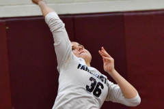CIAC G. Volleyball; Farmington 3 vs. Hartford Public 0 - Photo # 367