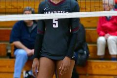 CIAC G. Volleyball; Farmington 3 vs. Hartford Public 0 - Photo # 373