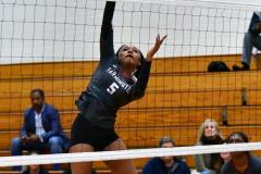 CIAC G. Volleyball; Farmington 3 vs. Hartford Public 0 - Photo # 376