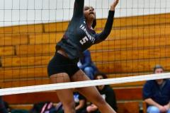 CIAC G. Volleyball; Farmington 3 vs. Hartford Public 0 - Photo # 386