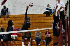 CIAC G. Volleyball; Farmington 3 vs. Hartford Public 0 - Photo # 400