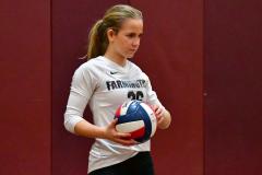 CIAC G. Volleyball; Farmington 3 vs. Hartford Public 0 - Photo # 411