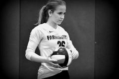 CIAC G. Volleyball; Farmington 3 vs. Hartford Public 0 - Photo # 412