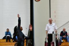 CIAC G. Volleyball; Farmington 3 vs. Hartford Public 0 - Photo # 420