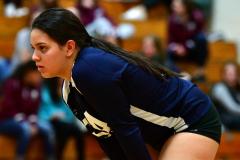 CIAC G. Volleyball; Farmington 3 vs. Hartford Public 0 - Photo # 421