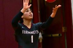 CIAC G. Volleyball; Farmington 3 vs. Hartford Public 0 - Photo # 436
