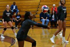 CIAC G. Volleyball; Farmington 3 vs. Hartford Public 0 - Photo # 448