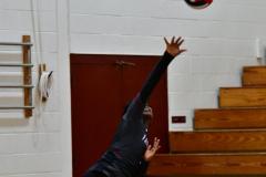 CIAC G. Volleyball; Farmington 3 vs. Hartford Public 0 - Photo # 460